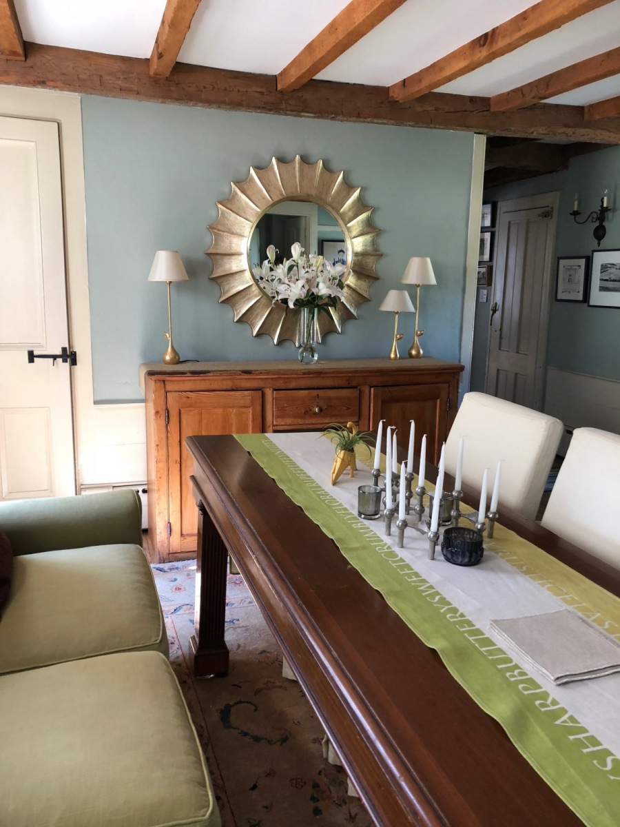 Enclave Project: Farm House Dining/Gathering Room