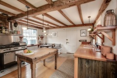 Enclave Project - Classic Kitchen in a Classic Farm House