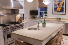 Enclave Project: City Condominium  Kitchen Island