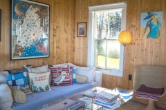 Enclave Project: Maine Island Summer Cottage